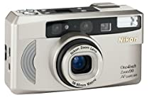 Nikon One Touch 90 QD Zoom Date 35mm Camera