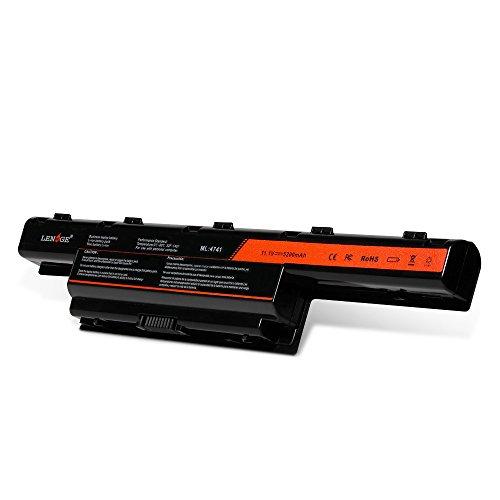 LENOGE Neue Laptop-Batterie (Mit Samsung Zellen) für Acer Aspire 4253 4551 4552 4738 4741 4750 4771 5560 7750G und Acer TravelMate 4740 4740G 5735 5735Z 5740 5740G und Gateway NV55C