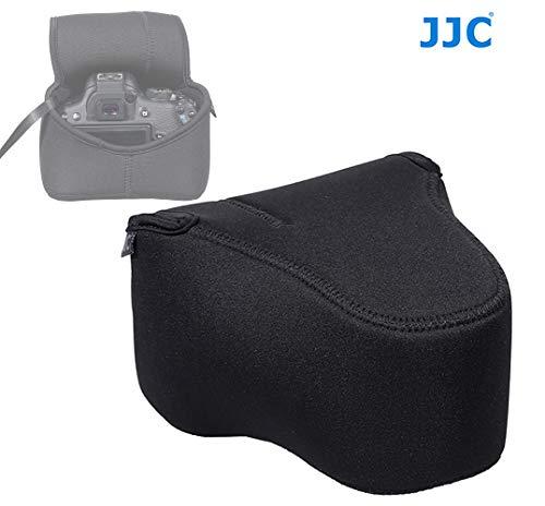 JJC Ultra Light Neoprene Camera Case for Sony a7 II/ a7 R/ a7R II/ a7R III/ a7S/ a7S II W/ 24-70mm f4/ 28-70mm f3.5-5.6 Lens, Case for Nikon Z6, Z7 W/ 24-70mm /50mm f1.8 S Lens, Water Resistant