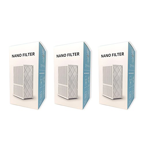 IDI Nano Air Purifier Filters for AC-01/AC-01S Mini Air Cooler - pack of 3 by IDI