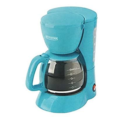 amazon com kitchen selectives colors 5 cup coffee maker tea rh amazon com kitchen selectives coffee maker how to use kitchen selectives coffee maker 5 cup