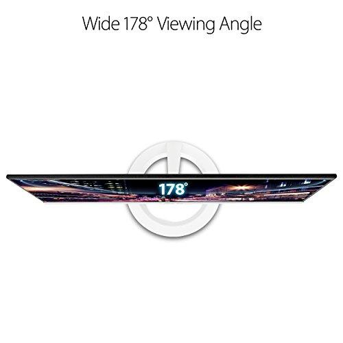 ASUS HD 1080p VGA Eye Monitor White