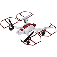 Air Hornet Mars Ants 2.4G R/C 1:14 Scale Drone, Red