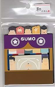 """Adesivas SUMO 相撲 : Japanese culture """"和"""" design · Sticky"""