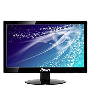 Foxin FD-1540MW 15.6-inch LED Monitor With HDMI Port (Black) Monitors at amazon