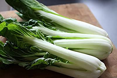 Rare Seeds Chinese Cabbage Pak-Choi Organic Heirloom Vegetable Seed