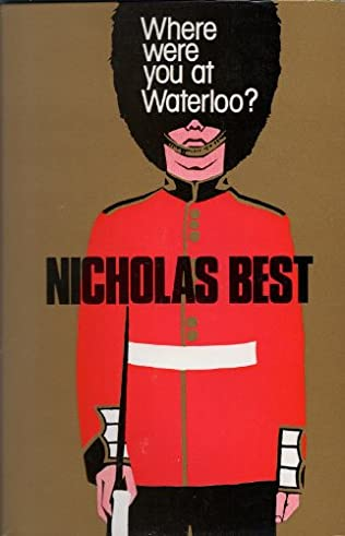 book cover of Where Were You At Waterloo?
