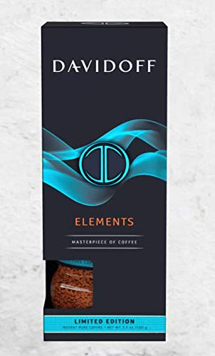 Davidoff Limited Edition Elements Instant Coffee 100g/3.5oZ ()