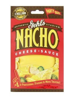 Gehl's Authentic Stadium Mild Cheddar Nacho Cheese Sauce (2 Bags, 50 Ounces Each) (Gehls Nacho Cheese Sauce compare prices)