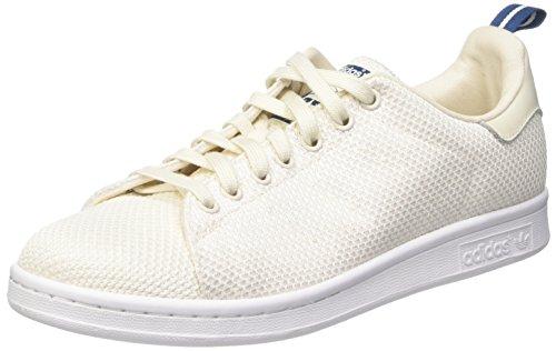 adidas Stan Smith CK, Scarpe Low-Top Uomo Multicolore (Cwhite/Ftwwht/Shablu)
