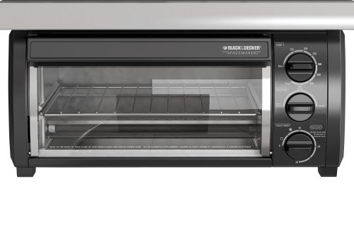 Decker TROS1500B SpaceMaker Traditional Toaster
