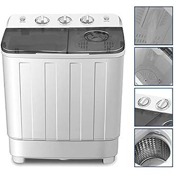 Amazon Com Merax Portable Washing Machine Mini Compact