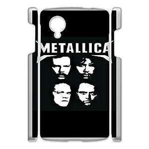 Diy Phone Cover Metallica for Google Nexus 5 WEQ578795