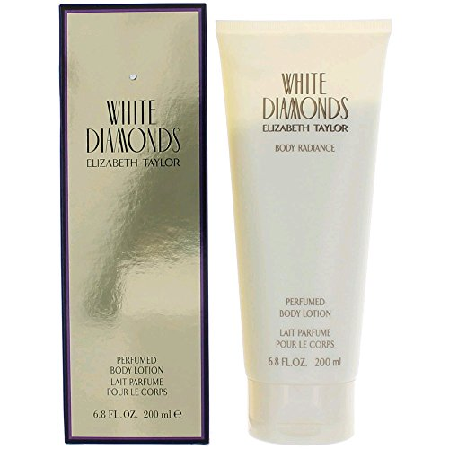 White Diamonds Moisturizing Perfume - White Diamonds Elizabeth Taylor Perfumed Body Lotion, 6.8-Ounce