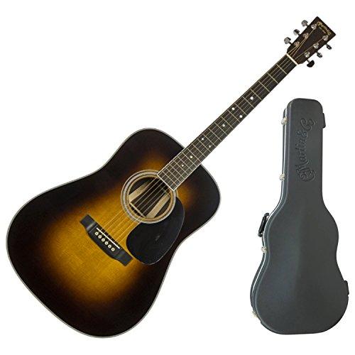 Martin D-35 Sunburst Acoustic Guitar with Hardcase - Martin Sunburst Guitar