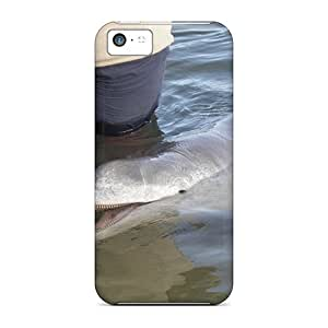LumbQZH6235xuClp Maria N Young Pacific Humpback Dolphin Feeling Iphone 5c On Your Style Birthday Gift Cover Case