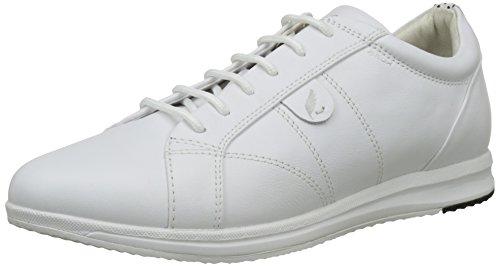 Sneakers Weiß D Geox Damen Whitec1000 Avery A U1PP4xn