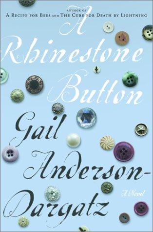 book cover of A Rhinestone Button