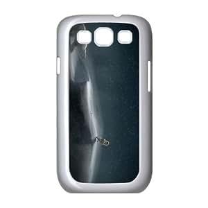 Samsung Galaxy S3 9300 Cell Phone Case White Never Alone Kisima Ingitchuna SUX_855118