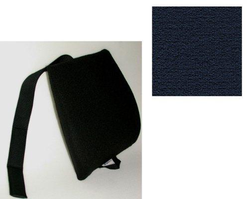- Mc Carty's Sacro-Ease Ergo Curve Cush Lumbar Support Cushion, Blue