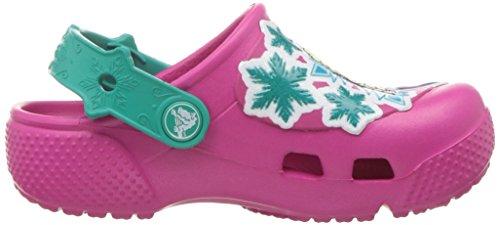 Para candy Zuecos Clog Kids Lab Pink Fun Rosa Niñas Frozen Crocs xqTw6Zpq