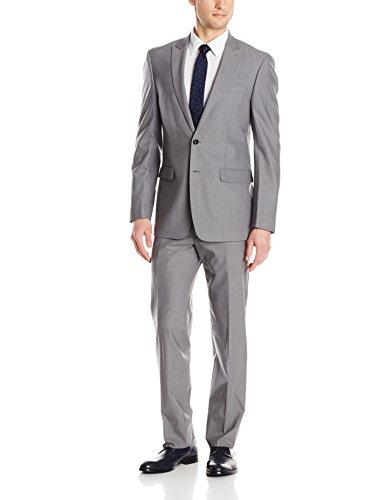 Calvin Klein 3 Button Suit - 3