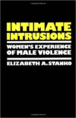 intimate intrusions routledge revivals stanko elizabeth