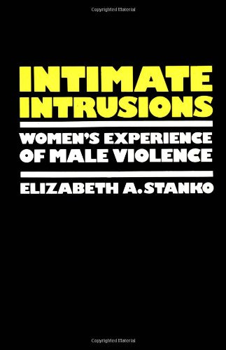 Intimate Intrusions : Women's Experience of Male Violence