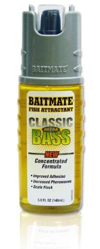 Baitmate classic bass scent fish attractant 5 fluid ounce for Baitmate fish attractant