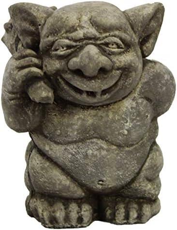 Ogre Troll Garden Statue Concrete Sculpture