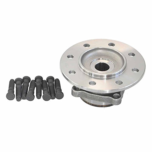 DRIVESTAR 515070x2 Pair:2 Front Left & Right Wheel Hub & Bearings for 94-99 Dodge Ram 3500 2WD 4WD by DRIVESTAR (Image #4)