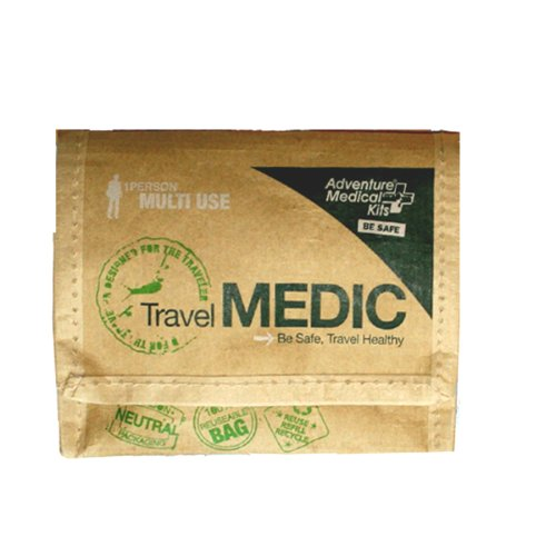 Adventure Medical Kits Travel Medic First Aid Kit (Pack of 2)