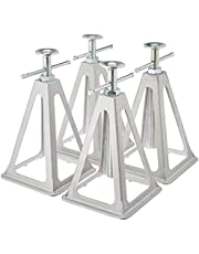 ProPlus Aluminium Steunbokken voor Aanhangers en Caravans tot 3600 kg