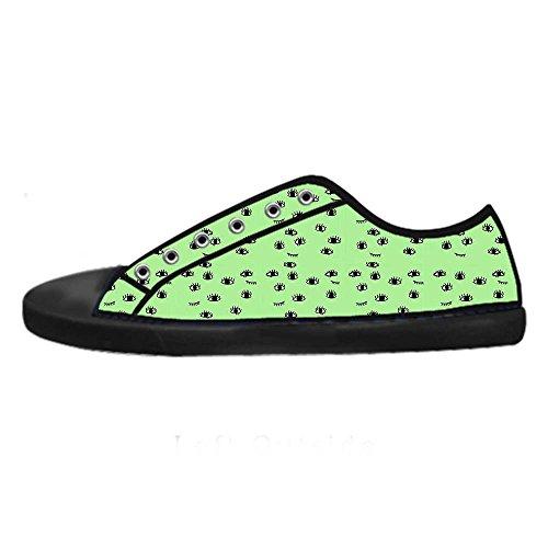 Schuhe Canvas Dalliy Mens Schuh shoes pattern eye Turnschuhe Segeltuchschuhe Leinwand D High top up Lace Sneakers tqwgRwXp4