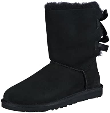 Amazon.com | UGG Women's Bailey Bow | Snow Boots