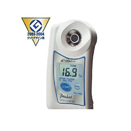 AL35479 ポケット食塩水融雪剤(NaCl)濃度計 B00LTPEXOE