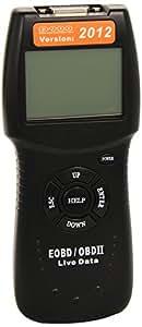 D900 Instrumento de Lector de Escáner de Código OBD OBD2 OBDII CAN-BUS para el Diagnóstico del Defecto del motor de todo coche