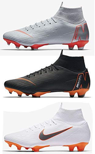 wholesale dealer f22b0 73641 Galleon - NIKE Mercurial Superfly VI Pro Men s Soccer Firm Ground Cleats  (11 D(US) M)