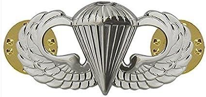 US Army Mirror Combat Action Badge 1.25 Lapel Pin