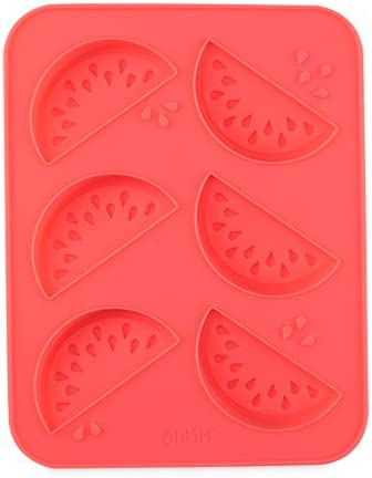 Toy Watermelon Silicone Mold and Ice Cube Tray- Candy DIY by BLUSH Soap
