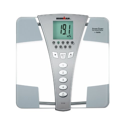 Tanita BC-549 Ironman Body Composition Monitor