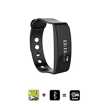 Fitness Watch Kaza LIVE Alert con Avisador de Radares: Amazon.es: Electrónica