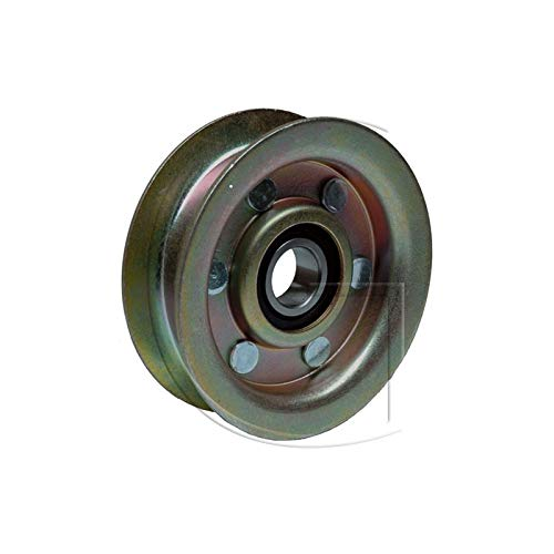 John Deere GY20067 Lawnmower Pulley Plate Pulley With Bearings 4748