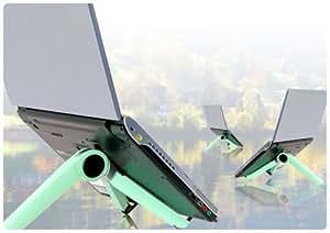 Soporte de ordenador portátil color:verde ECS01-G