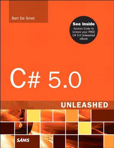 C# 5.0 Unleashed Pdf
