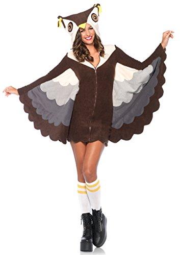 Leg Avenue Women's Cozy Owl Costume