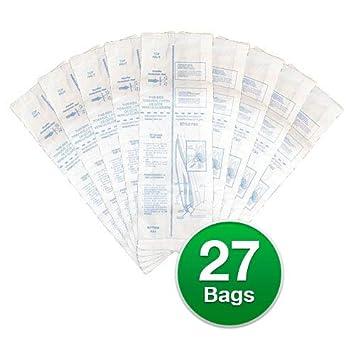 9 Pack Eureka Style F /& G Single Wall Vacuum Bags