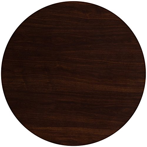 High Gloss Walnut Finish - 7
