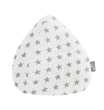 Amazonde Sitting Point Sitzsack Fluffy Stars Xl Ca 220 Liter Weiß