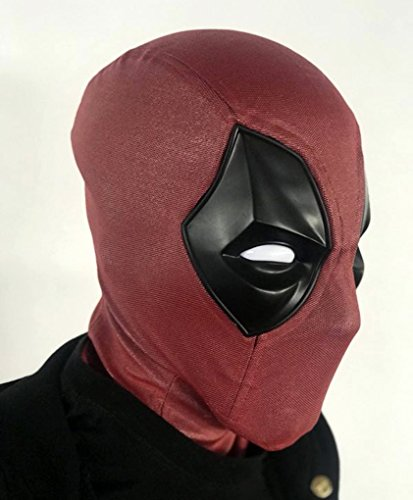 Gmasking 2018 Redpool Full Head Cosplay Exclusive Mask 1:1 Replica -